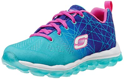 Skechers Air Basses Laser Lite, Baskets Basses Air Fille: : Chaussures bbb3ad
