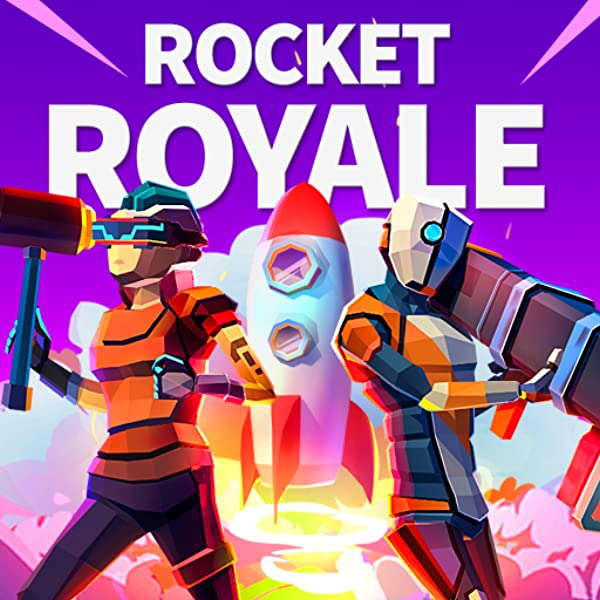 Amazon Com Rocket Royale Pvp Survival Appstore For Android