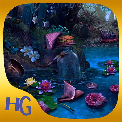 (Resistance Inscriptions - hidden object seek and find free game)