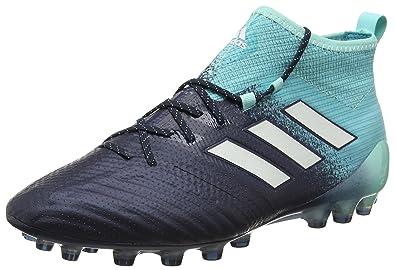 wholesale dealer fc0b2 e79f6 adidas Herren Ace 17.1 AG Fußballschuhe Blau (Energy AquaFootwear  WhiteLegend Ink