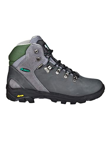 Chiruca Botas Trekking Aneto gris / verde 43