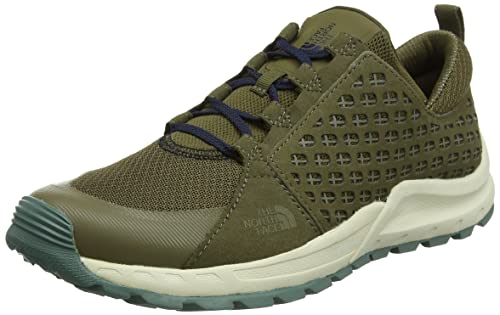 The North Face M Mountain Sneaker, Scarpe da Fitness Uomo, Verde (Beech Green/Urban Navy 1Wq), 47 EU