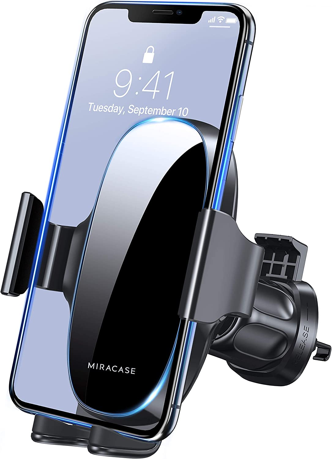 Miracase phone mount for vertical air vents