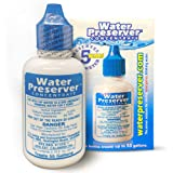 55 Gallon Water Preserver Concentrate 5 Year Emergency Disaster Preparedness, Survival Kits, Emergency Water Storage, Earthqu