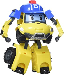 Amazoncom Robocar Poli Amber Transforming Robot Toy Toys Games