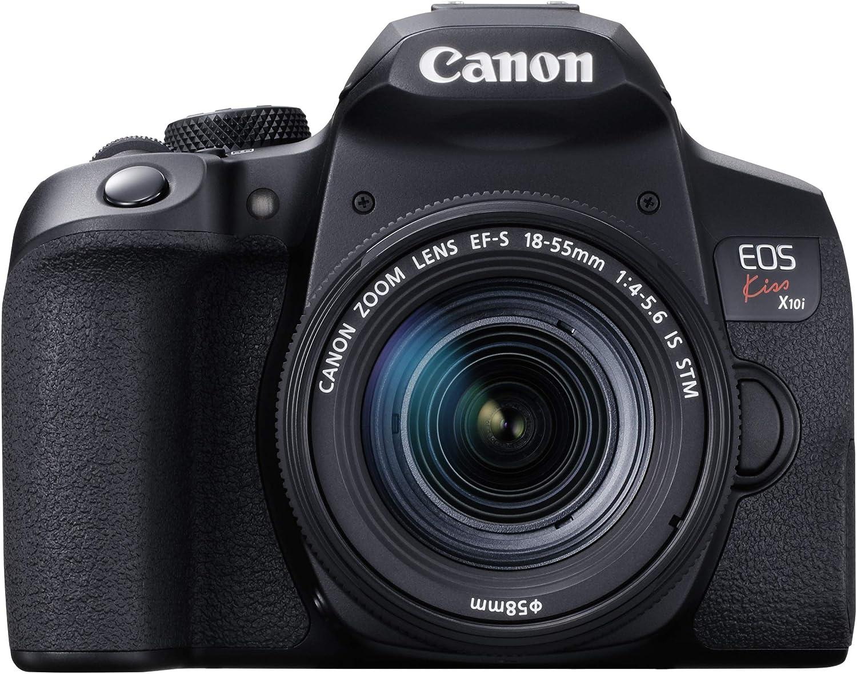 Canon(キヤノン)『EOS Kiss X10i・ダブルズームキット(3923C003)』