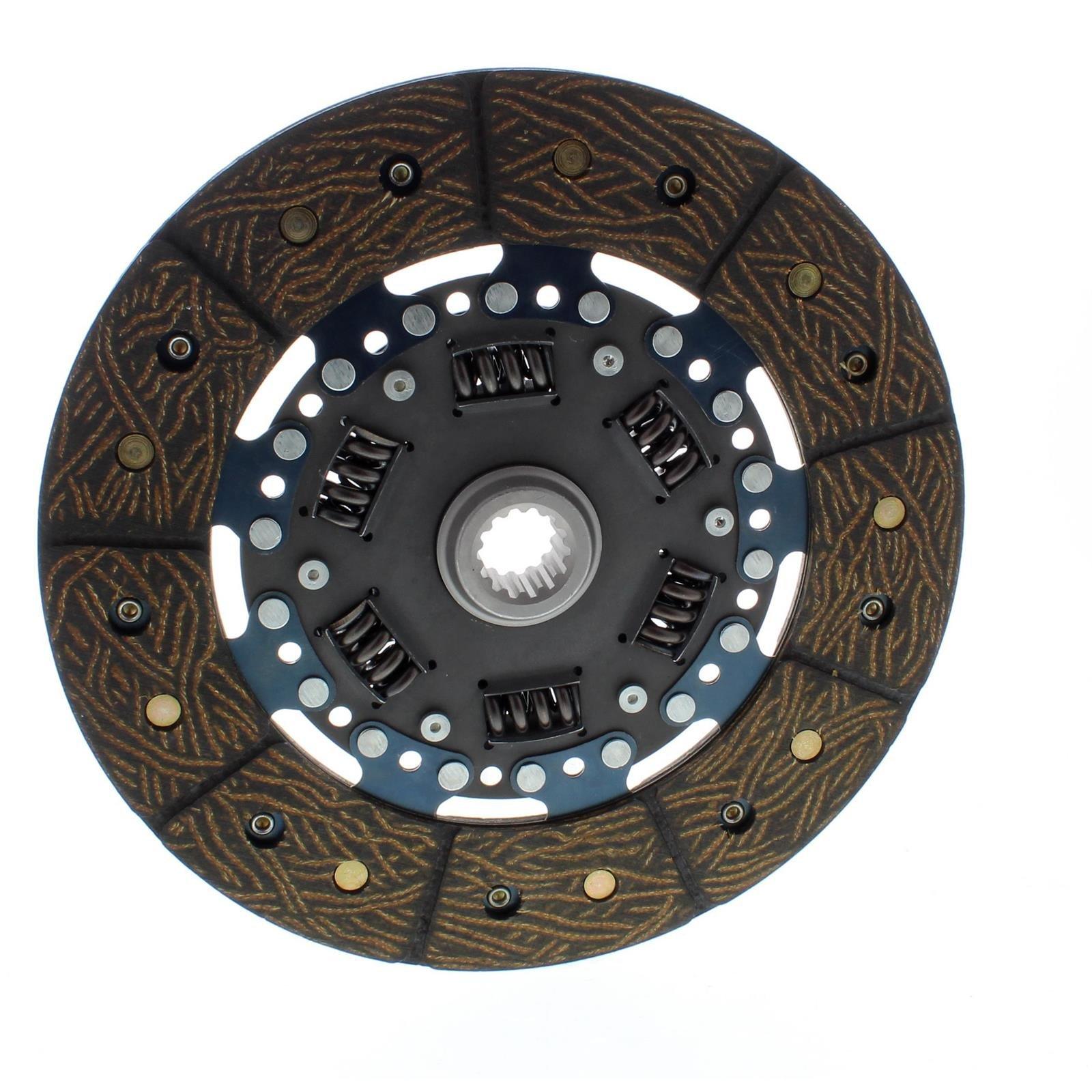 Flathead 10 Inch Clutch Disc, 1 Inch 14-Spline, S-10, T-5 Transmission