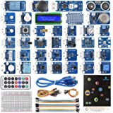 SunFounder Kit completo de sensor para Arduino R3 Mega2560 Mega328 Nano, 36 tutoriales incluidos