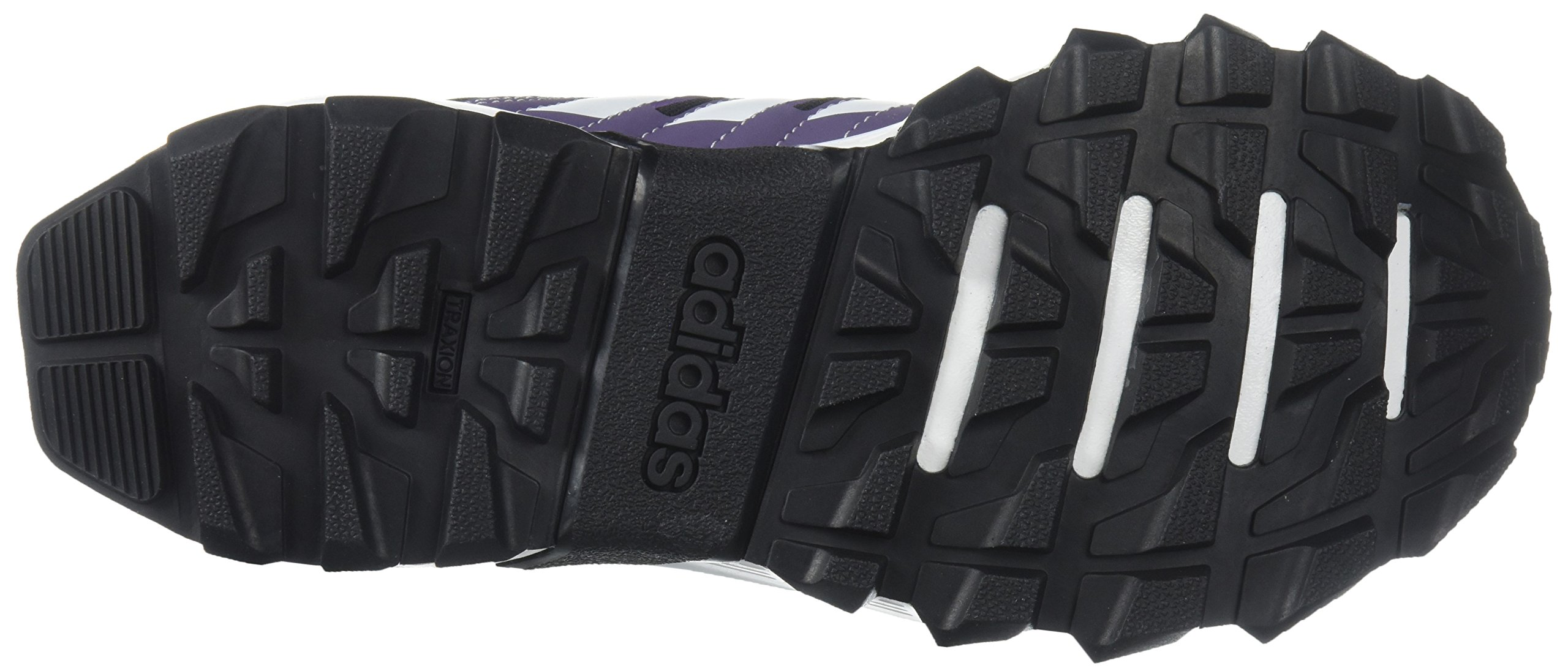 adidas Women's Rockadia w Trail Running Shoe, Trace Purple/White/Core Black, 7 M US by adidas (Image #3)
