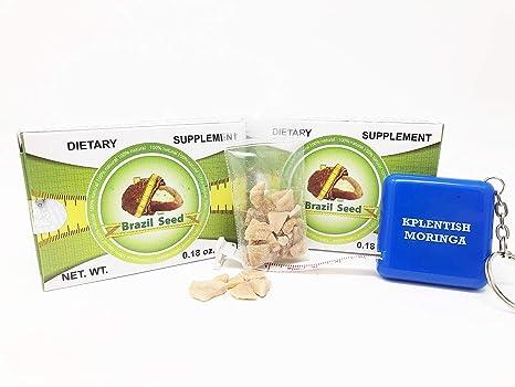 ... Supplyment 60 Day Supply with Kplentish Moringa Measuring Tape 2 Meses de USO Autentica Semilla Fresca y Pura -3 Product Set: Health & Personal Care