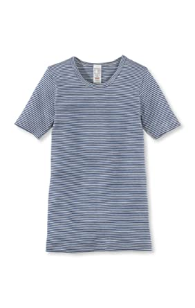 Jungen Kinder Weste T-Shirt Top Kleidung Unterhemd A-Shirt Unisex Baumwolle