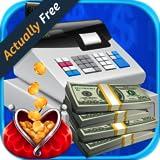 Supermarket Cash Register Simulator - Grocery Store Cashier, Money & ATM Cash Machine Kids FREE