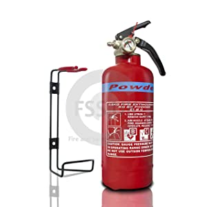 BRITISH STANDARD FSS UK 600G ABC DRY POWDER FIRE EXTINGUISHER. BSI KITEMARKED. IDEAL FOR BOATS HOMES KITCHEN WORKPLACE OFFICES CARS VANS TAXI CABS VEHICLES TRUCKS WAREHOUSES GARAGES HOTELS RESTAURANTS