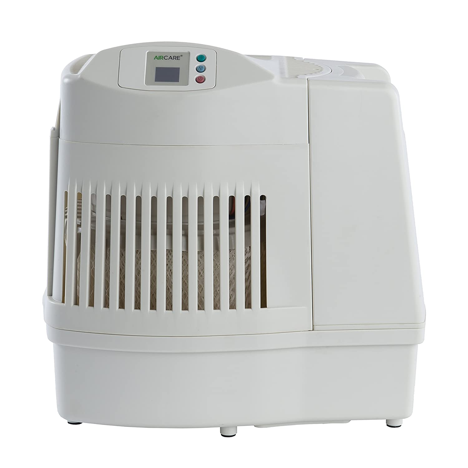 AIRCARE MA0800 Digital Whole-House Console-Style Evaporative Humidifier, White Essick Air Products