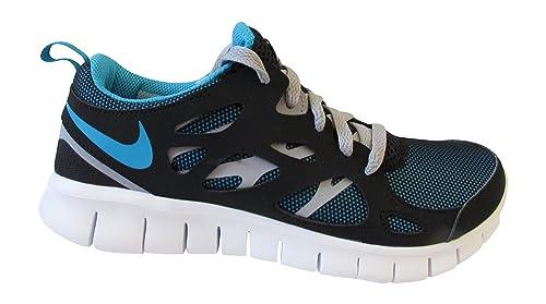the best attitude 9e6a5 46b37 Nike Free Run 2 GS, Sneaker a Collo Basso Unisex-Bambino: Amazon.it ...