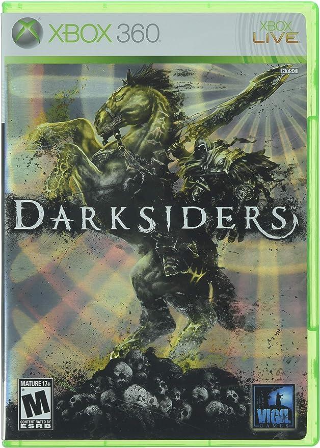 THQ Darksiders, Xbox 360, ESP Xbox 360 Español vídeo - Juego (Xbox ...