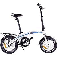 AWN Vélo Pliable 16 pouce à une vitèsse