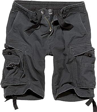 055548e61507 Brandit Basic Vintage Herren Cargo Short  Amazon.de  Bekleidung