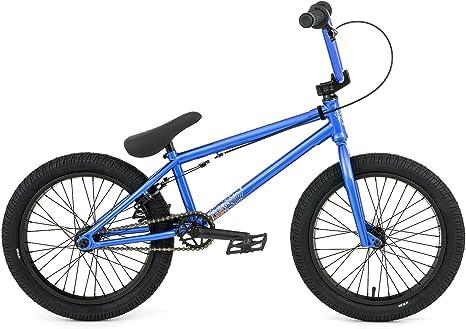 FLYBIKES Nova Bicicleta BMX, Niños, Azul, S: Amazon.es: Deportes y ...