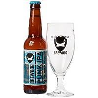 Brewdog Punk IPA Beer and Glass