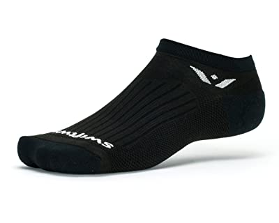 Swiftwick - Performance ZERO, No-Show Athletic Socks for Golf and Running