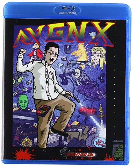 Amazon.com: AVGN X Collection (Angry Video Game Nerd ...