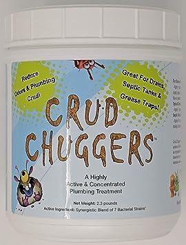 Amazon.com: Crud chuggers 2.3lb Jar trampa de grasa y ...