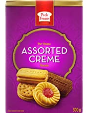 Christie Peek Frean Assorted Creme, 300g