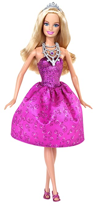 Barbie Modern Princess Barbie Doll
