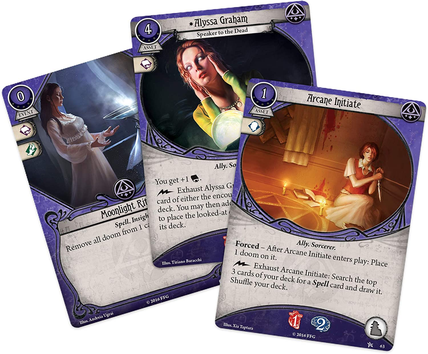 Fantasy Flight Games ACH07 Arkham Horror: The Card : Where Doom Awaits Mythos Pack, multicolor , color/modelo surtido: Amazon.es: Juguetes y juegos
