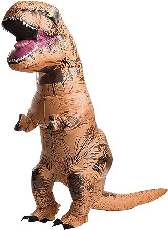 Rubies Disfraz hinchable T-Rex, Talla única (Rubies Spain 810481 ...