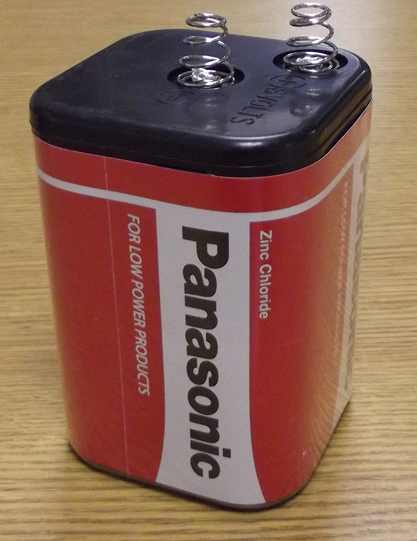 Panasonic Batterie Zink Kohle 6 Volt Block Special Elektronik