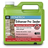 StoneTech Enhancer Pro, Enhancer Sealer for Natural Stone, 1-Gallon