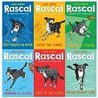 chris cooper rascal series 6 books collection set