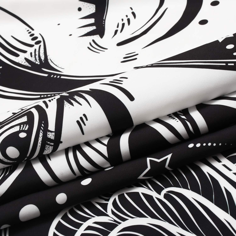 Ola, M // 130 X 150 cm Dremisland Tapiz de Pared Gran Ola Kanagawa Colgar en la Pared Tapicer/ía Mandala Indio Bohemio Tela Decoraci/ón para Sala Estar Dormitorio