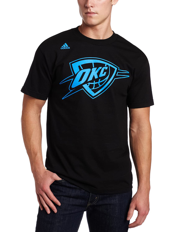 adidas NBA Oklahoma City Thunder Kevin Durant Negro Apodo Camiseta, Hombre, Oklahoma City Thunder: Amazon.es: Deportes y aire libre