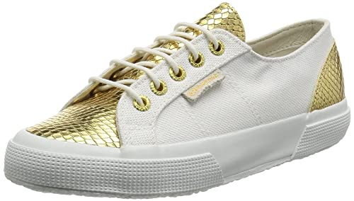 Unisex Adults 2750 Cotleasnakeu Low-Top Sneakers Superga dlIP7T5