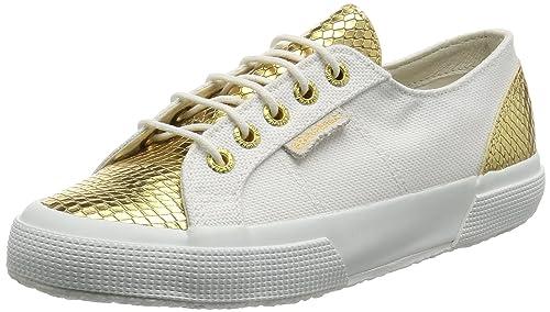 Unisex Adults 2750 Cotleasnakeu Low-Top Sneakers Superga ExCc6mjXav