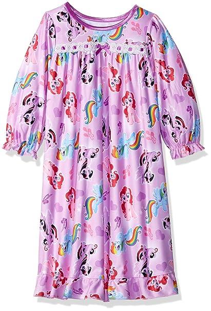 Amazon.com: My Little Pony - Sudadera de noche para niña ...
