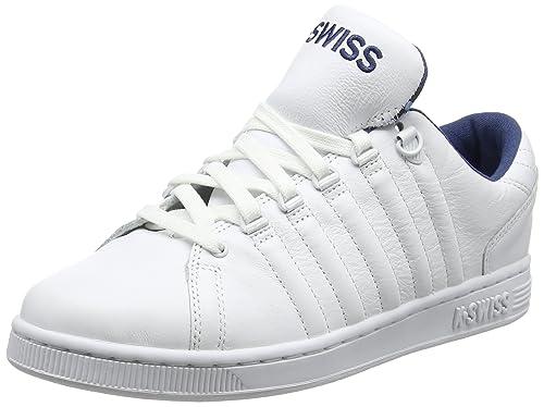 K-Swiss Lozan III TT, Zapatillas para Hombre, Negro (Black/White/Camo), 39.5 EU