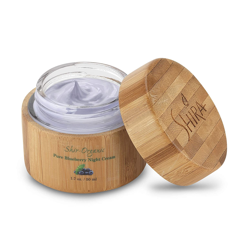 Shir-Organic Blueberry Night Cream