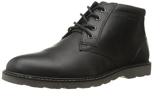 Nunn Bush Men's Tomah Chukka Boot, Black, ...