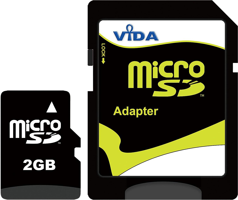 Vida It Neu 2gb Micro Sd Speicherkarte Für Nokia Elektronik