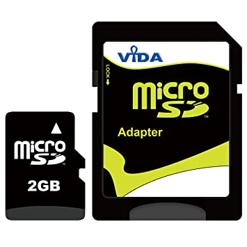 Nueva Vida IT 2 GB Micro SD tarjeta de memoria para Sony ...