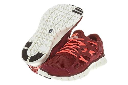Nike Free Run 2 Red 537732 606