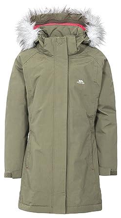 4af75d691e1d Trespass Fame Girls Waterproof Jacket Lightly Padded: Trespass: Amazon.co.uk:  Clothing