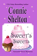 Sweet's Sweets: A Sweet's Sweets Bakery Mystery (Samantha Sweet Mysteries Book 2) Kindle Edition