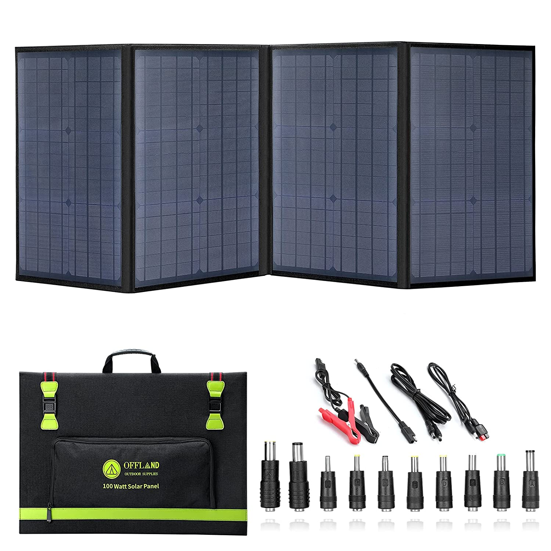 OFFLAND Portable Solar Panels