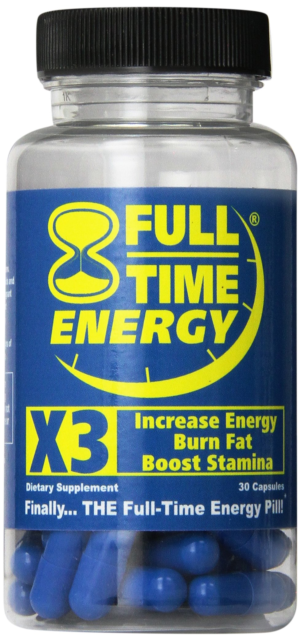 Amazon.com: Full-Time Energy Pills - Fat Burners - Best