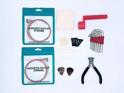 Harvest Wings - Kit de herramientas para cambiar cuerdas de ...